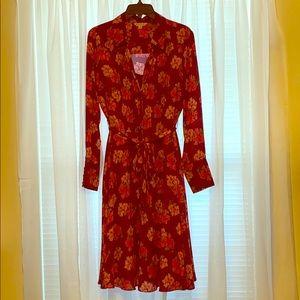 Floral dress - Nanette Lepore size 8
